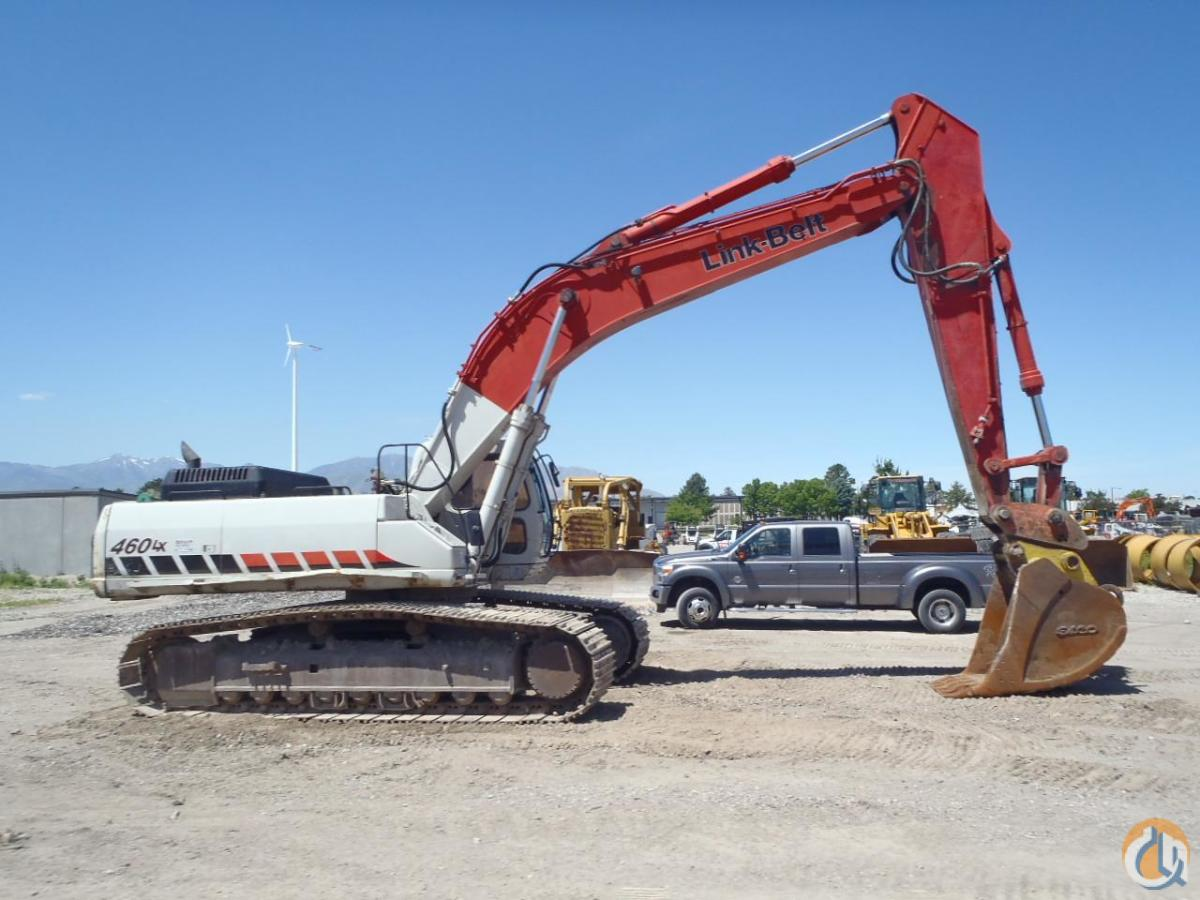 2008 LINK-BELT 460 LX Crawler LINK-BELT 460 LX Equipment Sales Inc. 18179 on CraneNetwork.com